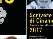"""edizione """"Scrivere cinema"""", premio Alberto Farassino"""