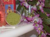 Come utilizzare wasabi eliminare brufoli impurità della pelle