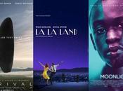 Oscar 2017: Land tutti altri film nominati