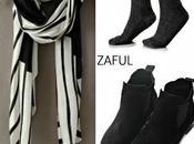 Outfit balck&white Zaful