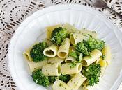 Mezze maniche noci broccoli