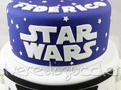 Torta Star Wars piani compleanno