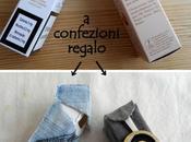 """Mini scatoline """"alterate"""", confezionare piccoli oggetti regalare denaro modo creativo"""