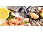 Mangiare pesce regolarmente tutto questo bene.