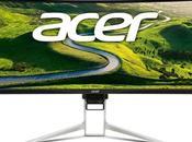 Acer XR382CQK, nuovo monitor curvo FreeSync
