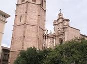 Torre Miguelete Valencia palmo mano