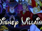 Disney Villains book