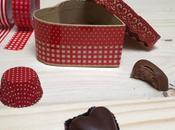 Scatola cioccolatini washi tape