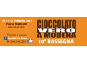 Cioccolato Vero, giorni dolcezza piazza Matteotti Modena
