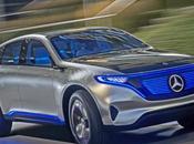 Mercedes-Benz Cars verso realizzazione dell' elettrico