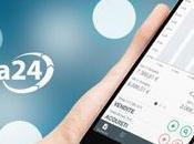 Fattura24, Android creare gestire fatture