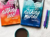 """""""Nothing more"""" Less"""" Anna Todd RECENSIONE"""