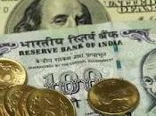 Finanza valute: rupia indiana continua apprezzarsi dollaro. tocca tassi