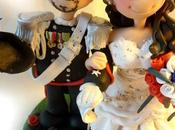 Cake topper sposo Grande Uniforme Carabinieri