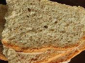 Pagnotta germe grano, crusca lievito madre