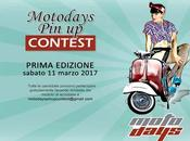 Motodays Pin-up contest