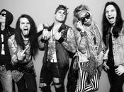 Groupie High School sleaze band arrivo dalla Finlandia