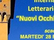 """Premio Internazionale Letterario d'Arte """"NuoviOcchiSulMugello"""" scadenza 28-2-2017"""