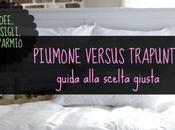 Piumino Trapunta: scelta, consigli, risparmio