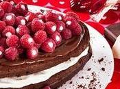 Dolci torte facili sfiziosi Valentino: Tiramisù rosso passione.