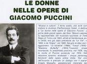 PRESENZA LUCANA Anno MUSICA CULTURA donne nelle opere Puccini