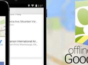 Google Maps Offline: come scaricare mappe