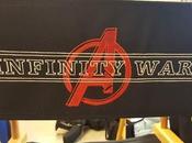 Avengers: Infinity War, trapela nuovo logo