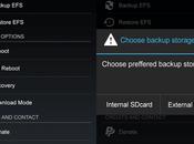 Come fare Backup ripristino dati dispositivi Galaxy