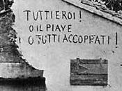 Cento anni dalla disfatta Caporetto