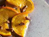 Torta Mousse Cioccolato fondente arancia glassa alla cannella