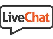 Comunicazione servizio Implementazione nuova Live Chat Support!