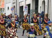 Grandi sfilate Carnevale 2017 Castelvetere