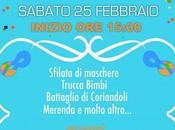 "febbraio 2017 ""Festa Carnevale"" Piazza Vitttorio"