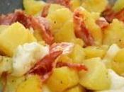 Patate, speck mozzarella!