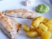 Filetti branzino semplicità guacamole