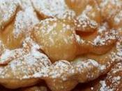 Chiacchiere Roselline Carnevale.
