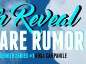 COVER REVEAL Senza fare rumore (Sweet Surrender Rosa Campanile Self
