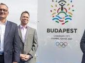 Olimpiadi 2024 l'uscita Budapest