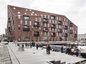 ARCHITECTURE Mattoni rossi porto Copenaghen