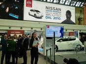 Nissan LEAF sbarca Fiumicino un'iniziativa green