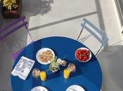 Colazione all'aperto: come arredare terrazzo mangiare fuori