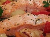 Filetti Salmone forno