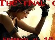 Blogtour: Resident Evil final chapter, Personaggi