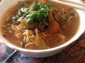 Zuppa miso noodles modo mio!)
