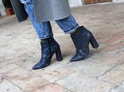 Outfit tronchetti glitter Studio Creazioni