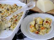 Gratin Cardi Olive Taggiasche, Pinoli Caciocavallo Silano