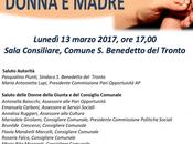 """""""Donna madre"""" incontro formazione Benedetto Tronto"""