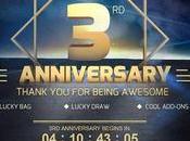 Festa degli sconti GearBest anniversario