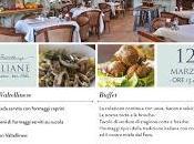 """marzo Ville sull'Arno """"Domenica Villa"""" specialità gourmet Valtellinesi l'angolo pittore Andrea Facchini"""