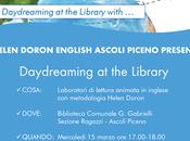 """Daydreaming Library"" letture animate inglese Ascoli Piceno cura Helen Doron English"